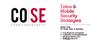 Portfolio - Cognitive Security, Telco & Mobile Security (title)