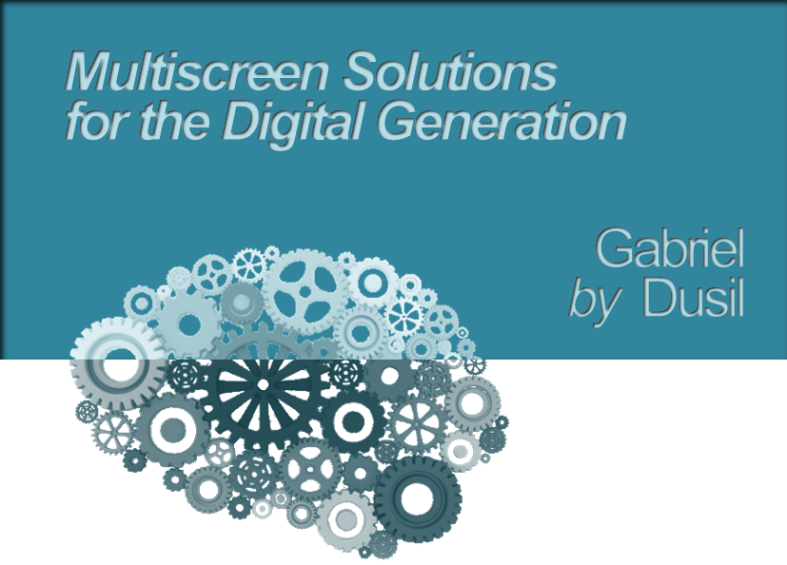Graphic - Multiscreen Solutions for the Digital Generation (title, web]