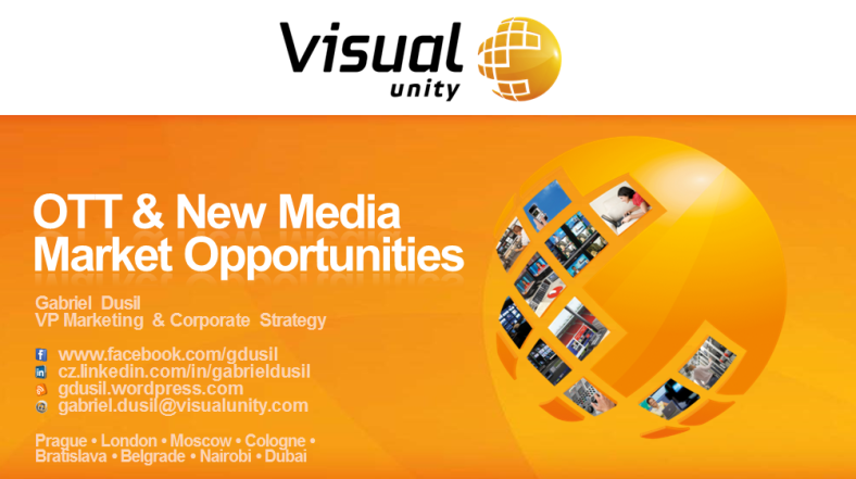 Graphic - OTT & New Media Opportunities (title)