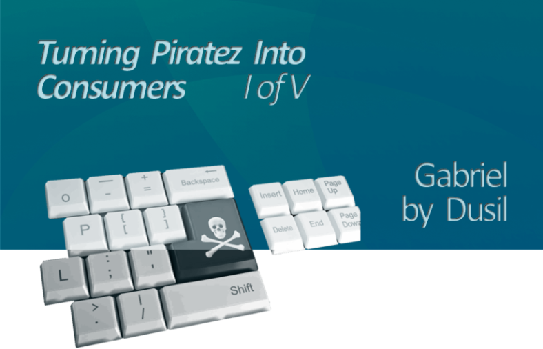 Portfolio - OTT & Multiscreen (VIII. Turning Piratez into Consumers, I, title, web)