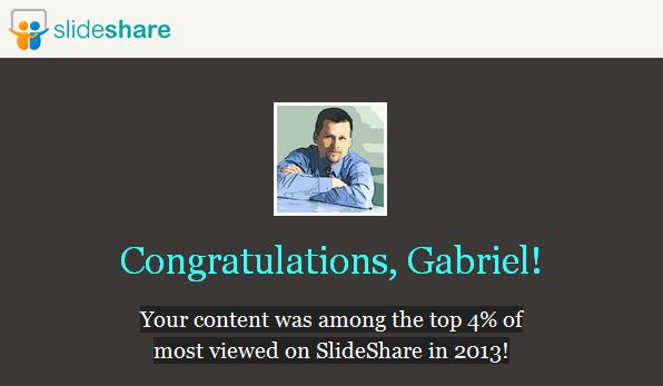 Title - Slideshare (Congratulations, Top 4% in 2013)