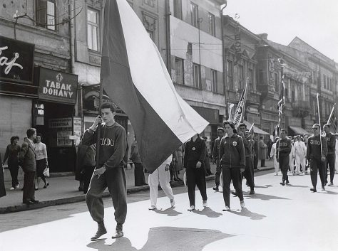 60.May.1 - Košice · International Workers' Day
