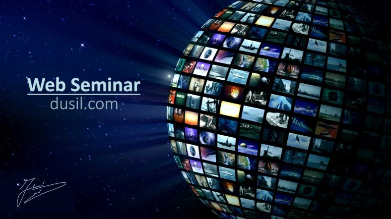 Web Seminar Series - Visual Unity Global (training, #12, Entertainment Streaming, title)