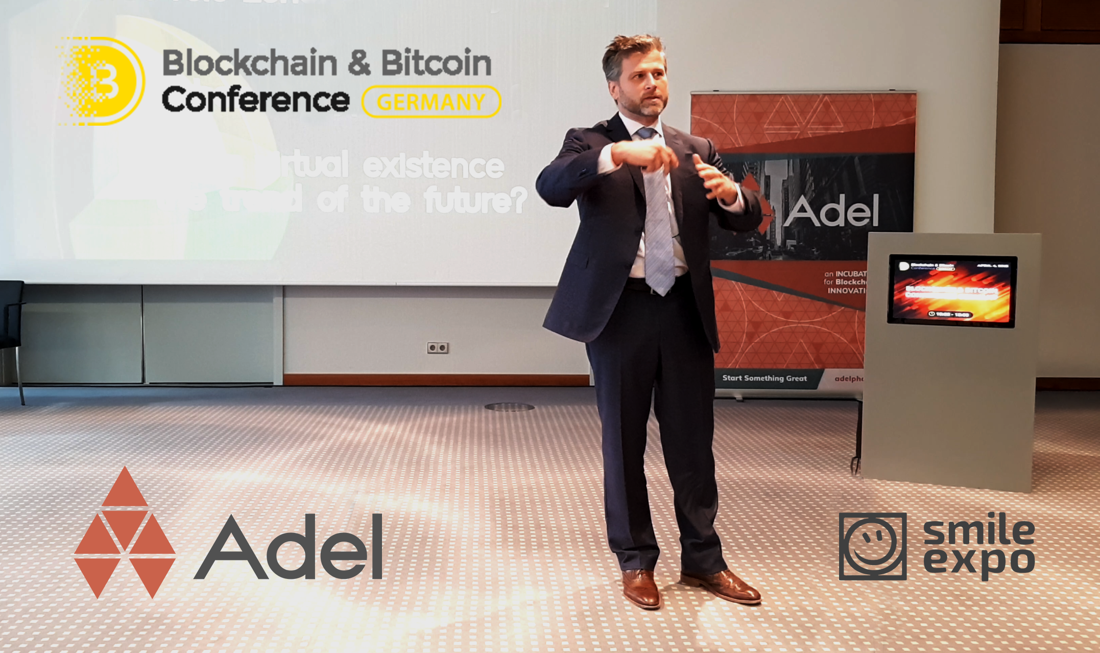Adel ▲ Conference ▲ Borderless Citizens™ in the 21st Century ▲ Berlin